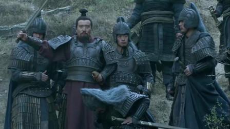 《三国》庞统军师被乱箭射死时,细看刘备的眼神,你会发现有多可怕