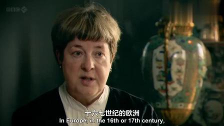 老外在中国:欧洲人第一次看到中国瓷器,他们以为这是神的餐具