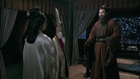 《三国》许褚效仿典韦护主,活活吓死貂蝉,却遭曹操大骂