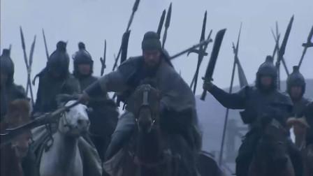 《三国》赵云单枪匹马冲进敌军,曹操惊呼:赵云比吕布还勇猛
