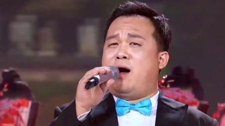 李鳌宋元明《国泰民安》,经典旋律声入人心 山东春晚 20200123