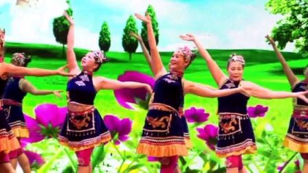 舞蹈《嬉闹春雨》马山百花艺术团2020年春节联欢晚会演出节目
