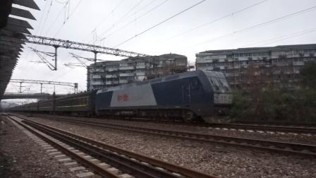 【火车】南星桥火车站 2020春运季:节前篇(1)