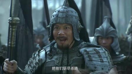 《三国》曹操麾下第一战将,典韦和许褚只靠边站,张辽和李典也只能拜服