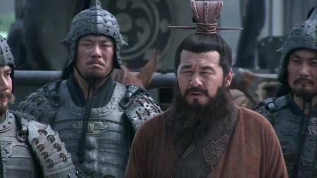 《三国》刘备、关羽、张飞三兄弟终于再次团聚,刘备看到关羽与张飞当场落泪,连城池都不要了