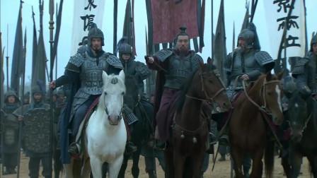 《三国》刘备等了十八年,终于能和曹操一战,奉天子血诏杀你报国