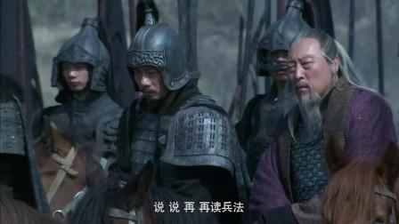 《三国》三国最精彩的一次阵战,诸葛亮对阵司马懿