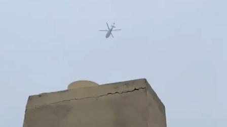 美国媒体公布科比直升机坠机前画面:雾中低空盘旋