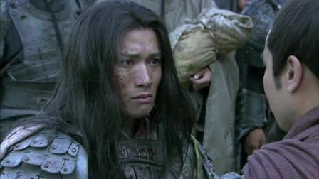 《三国》赵云被曹操大军追杀,看见张飞出手相救,喜出望外