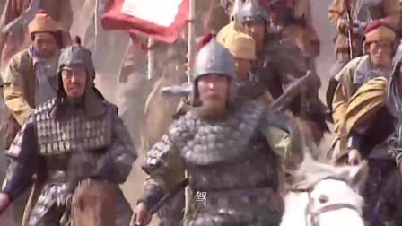 《三国演义》赵云入伏遭围困,关兴与张苞出兵想接应