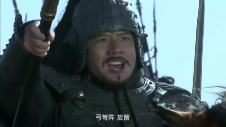 《三国》曹操最得意的一战,五虎良将第一次全部同时出战