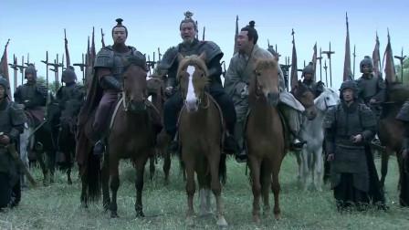 《三国》关羽真是员猛将,瞬间斩杀武功不低于吕布的猛将,刘备直接看懵了