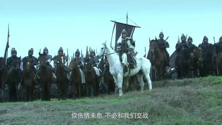 《三国》黄忠有勇有谋,临走时送周瑜几句告别词,周瑜被气吐血摔下马