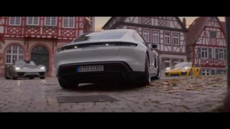 《劫案》保时捷惊险内幕:保时捷大型广告的制作, 湛称经典大作