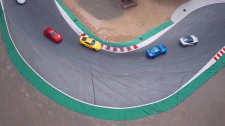 第一届最佳驾驶汽车大奖赛, 跑车的天下