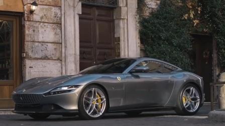 法拉利罗马-令人惊叹的意大利跑车.mp4
