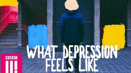 【心理学】重度抑郁是一种怎样的感受(T君译)