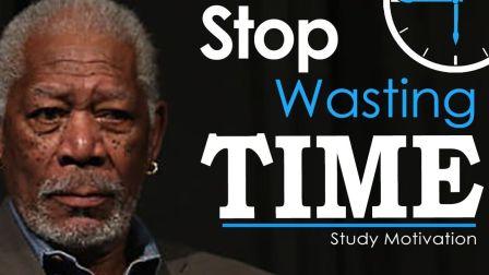 【励志演讲】别再浪费你的时间了!