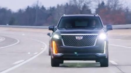2021凯迪拉克ESCALADE最佳美国豪华SUV内饰设计.mp4