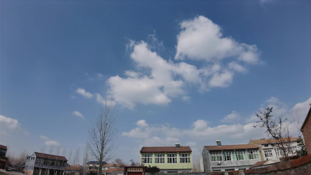 老家这段时间难得的好天气
