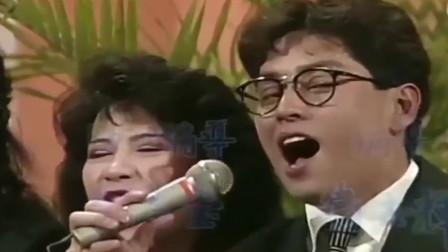 谭咏麟,刘德华,梅艳芳合唱《朋友》,这是什么神仙阵容