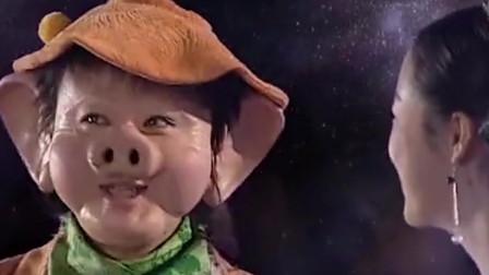 韩雪当年出道后为数不多的一首影视歌曲,原来是这是猪八戒里面的主题曲!