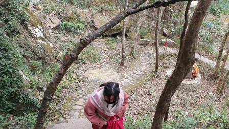 中国温州龙湾潭风景区野外旅游4