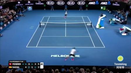 【网球帝】费德勒20个大满贯的冠军点兑现时刻