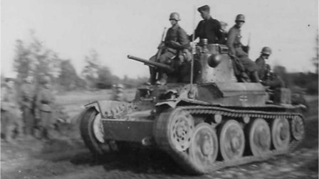 【战争雷霆】萌新练习驾驶德系38(t)坦克A型 菜鸟阿焌-第10期 德意志的二炮手!蹲角角打黑枪!