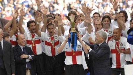 夺联赛冠军!国米2006-07赛季全进球