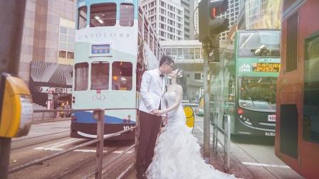 Bigdream出品|香港教堂婚礼电影