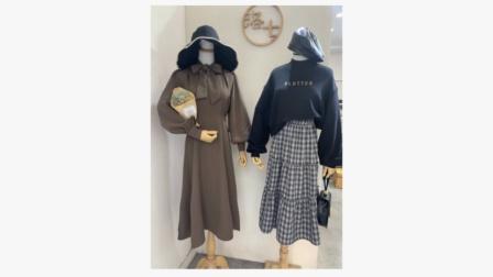 (已抢完)洛七女装韩国连衣裙春夏季外套新款春款低价批发37.6元超低价
