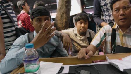 缅甸曼德勒淘玉,缅商开口要价4000万,看美女如何回应?