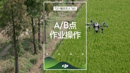 大疆农业T20系列教学视频——AB点作业操作.mp4