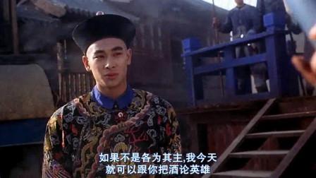 《方世玉》李连杰精彩功夫片段!