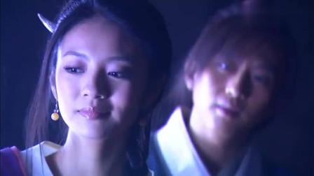 张无忌与赵敏互表真心,回忆起当年关在地牢的场景,真甜蜜!