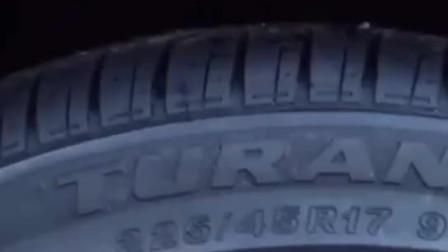 汽车轮胎上的字母和数字代表什么?
