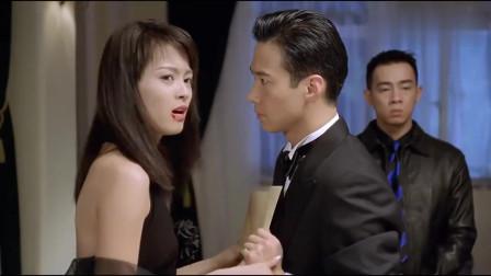 赌神:高进赌牌以为前女友会帮他,没想到还是变心,不过早已被赌神看穿