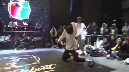 街舞3云海选 陈最 Hiphop S-Wolf Dance Studio
