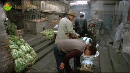 影视:李连杰天天带着儿子训练,最后救了儿子一命