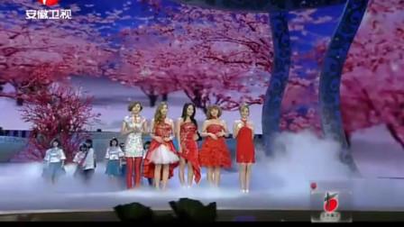 Lotte Girls演唱老歌《一剪梅》,这个新版本新搭配,也很好听!