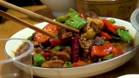 2碗蒸肉1锅饺子,比吃年夜饭还过瘾,大骚这顿饭吃的太值了