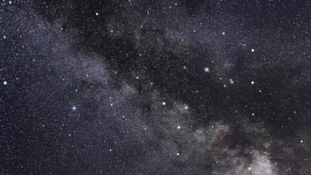 你有多久没看到漫天繁星,闭上一只眼,会让你看到惊喜