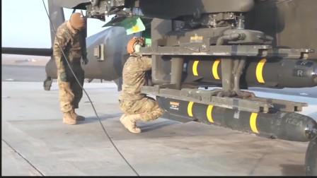 美国陆军有一个可怕的想法,要把阿帕奇直升机变成超级武器