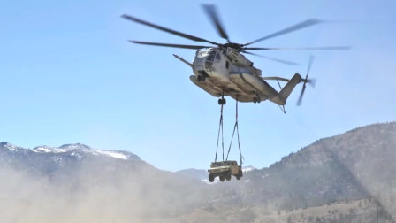"""美国部署的""""最强大""""的直升机也是最贵的"""