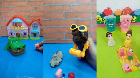 儿童玩具:给善良的眼镜哥点个赞吧