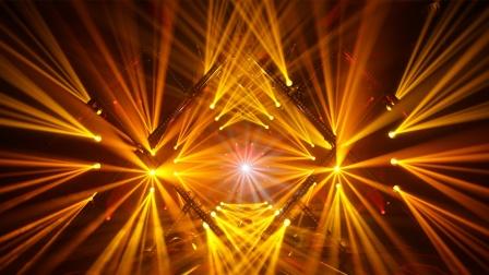 2020创克灯光秀-奥马展厅
