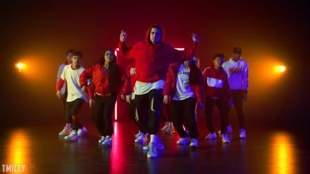 多层次urban齐舞丨Mikey DellaVella细腻编排-T-Pain - A MILLION TIMES