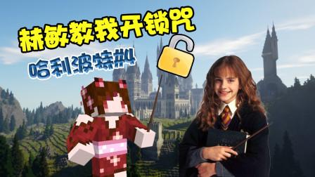 赫敏教我开锁咒——我的世界 哈利波特RPG p4【七末】