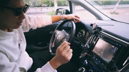 丰田威尔法 Toyota Vellfire评测预告来袭!!究竟是什么令土豪明星们争先购买?